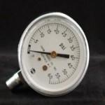 Gas Header Gauge