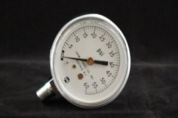 Gas Header Gauge